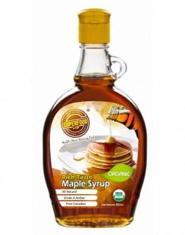 SFL Maple syrup 250ml (website)