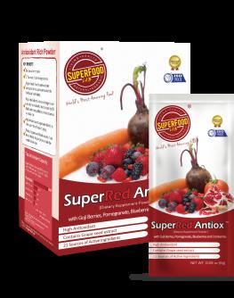 SuperRed Sachet Box & Sachet