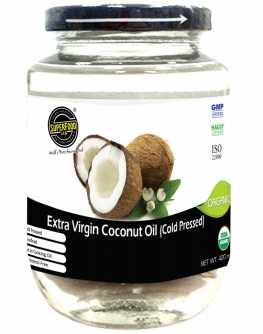 coconut oil 420ml