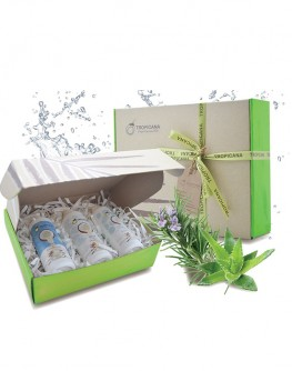 Gift Set - Shampoo, Shower Cream & Conditioner
