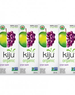 Kiju 200ml Grape Apple