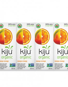 Kiju 200ml Mango Orange