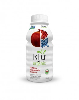 Kiju 300ml Cranberry Blueberry