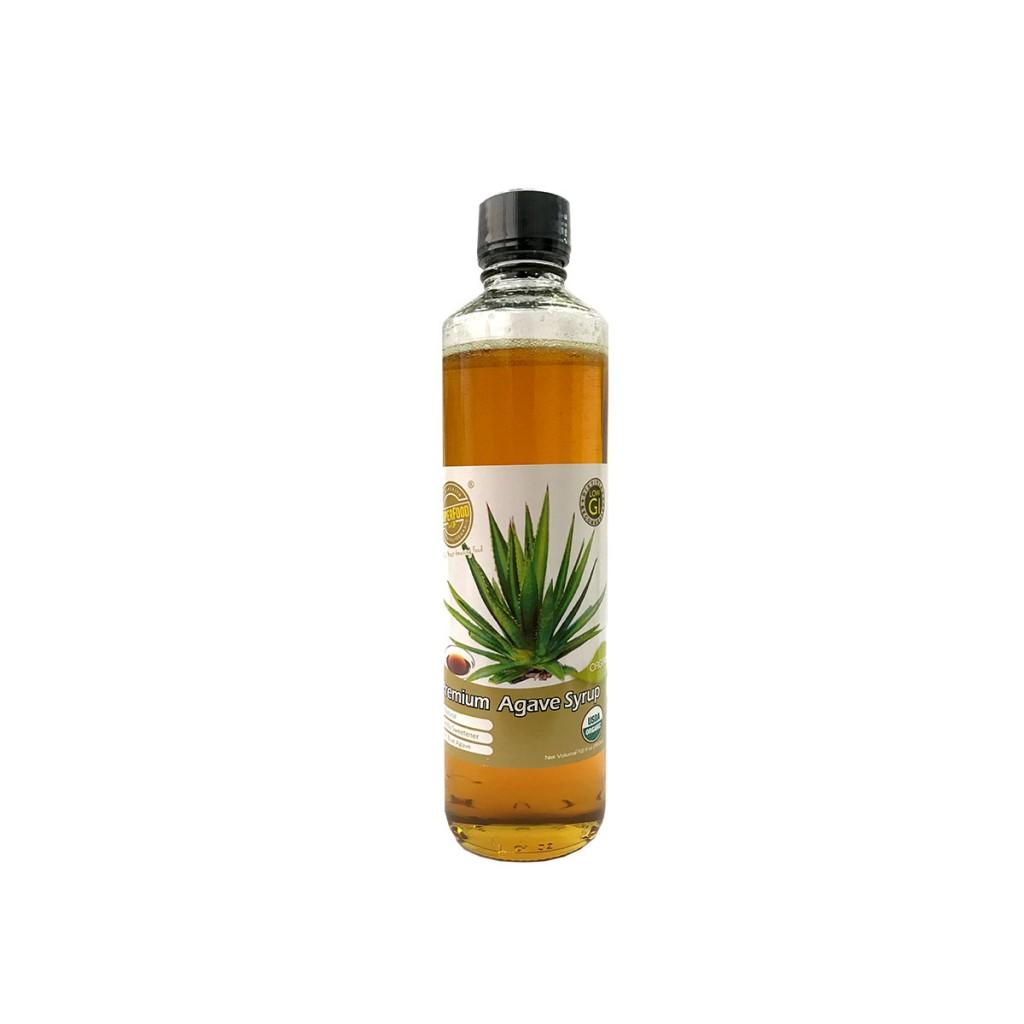 Organic Premium Light Blue Agave Syrup